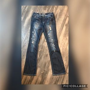 EUC YMI Boot Cut Jeans - Size 0 Inseam 31